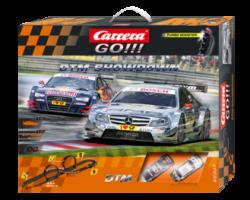 מסלול מרוצים -Carrera GO!!!, DTM Showdown