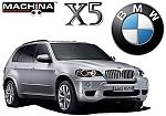 מכונית ב.מ.וו X5