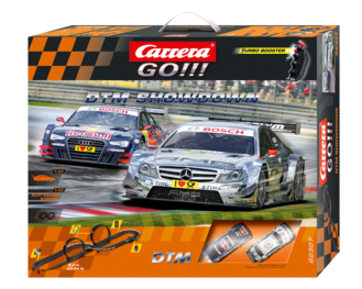 מסלול מרוצים -Carrera GO!!!, DTM Showdown - 1