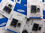כרטיסי זיכרון SAMSUNG 64 GB מכירה סיטונאית