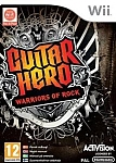 Wii Guitar Hero: Warriors of Rock