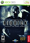 XBOX360 The Chronicles of Riddick: Assau