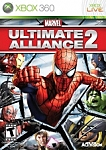 XBOX360 Marvel: Ultimate Alliance 2