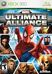 XBOX360 Marvel: Ultimate Alliance