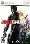 XBOX360 Just Cause 2