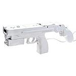 WII Wii Laser Gun 5 in 1 אקדח לייזר