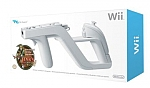 WII WII Zapper with Link's Crossbow Training NTSC