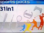 WII Wii Sports Packs 31 in 1