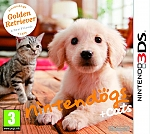 3DS Nintendogs + Cats: Golden Retriever PAL