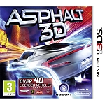 3DS Asphalt 3D: Nitro Racing PAL