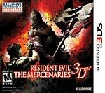 3DS Resident Evil: The Mercenaries PAL