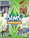 PC The Sims 3: Town Life Stuff
