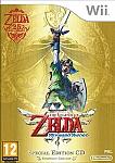 Wii Legend Of Zelda: Skyward Sword Special Edition