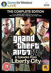 PC GTA IV: The Complete Edition