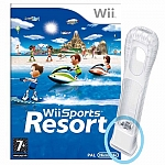 WII Resort + Motion Plus