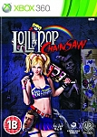 XBOX360 Lollipop Chainsaw