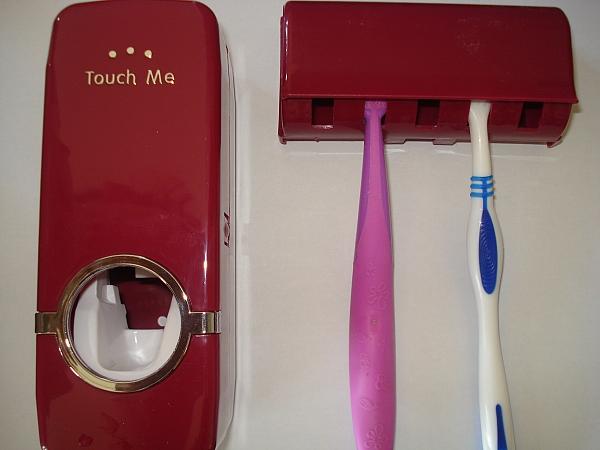 דיספנסר למשחת שיניים - 1
