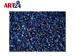 זכוכית שבבי כחול