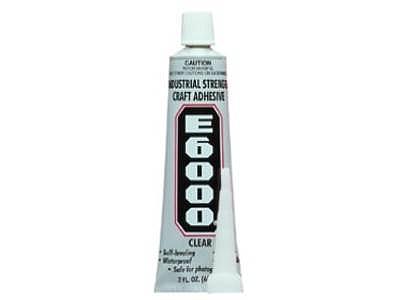 דבק E-6000 בינוני - 1