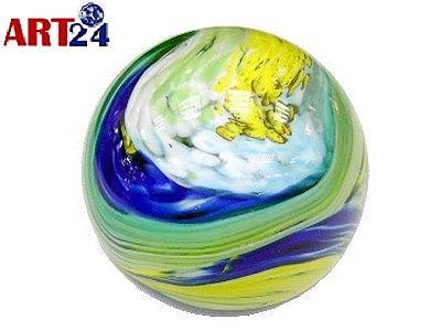 כדור זכוכית מהודר - 1