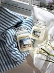 ינקי קנדל-נר גדול בניחוח clean cotton env