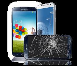 תיקון מסך גלקסי 4  -  Samsung Galaxy S4 סמסונג