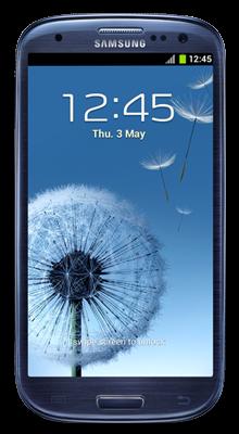 תיקון מסך גלקסי 3 - Samsung Galaxy S3 סמסונג - 1