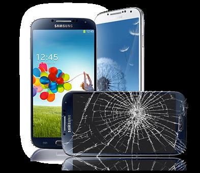 תיקון מסך גלקסי 4  -  Samsung Galaxy S4 סמסונג - 1