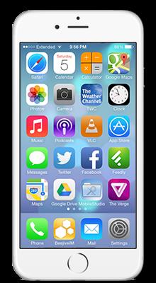 תיקון מסך אייפון Apple iPhone 7 - 1