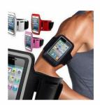 נרתיק ספורט מקצועי לסמארטפון, איכותי ונוח במיוחד מתלבש על הזרוע ומאפשר לרוץ ולהתאמן