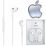 אוזניות מקוריות לאייפון 6 / 5 Apple EarPods with Remote and Mic Apple
