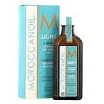 שמן מרוקאי טיפולי לייט לשיער דק/ דליל או מובהר