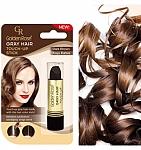 אודם לכיסוי שיער שיבה חום כהה - Golden Rose