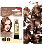 אודם לכיסוי שיער שיבה חום בהיר - Golden Rose