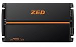 מגבר 4 ערוצים לרכב 2400W ZED
