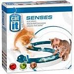 משחק לחתול Hagen האגן מעגל עם כדור