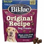 חטיפי ביל ג'ק לכלבים בינוניים וגדולים Bil Jac