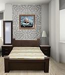 מיטה זוגית רוסו