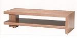 שולחן סלון מעץ אלון מבוקע  דגם N 102