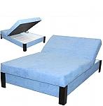 מיטה וחצי ספת נוער דגם סלין