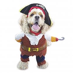 תחפושת פיראט לכלב קטן עד בינוני