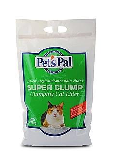 "פטס פאל חול לחתולים 18 ק""ג Pets Pal - 1"