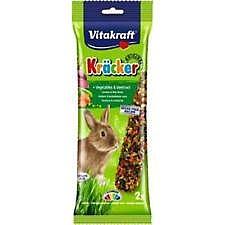 ויטקרפט זוג מקלות דבש לארנבת בתוספת מולטי ויטמין