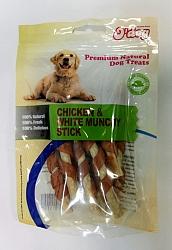 אודוג חטיף רק לכלב על בסיס עוף קראנצ