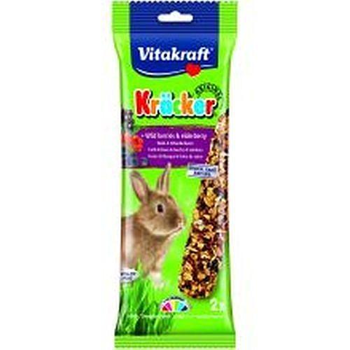 ויטקרפט זוג מקלות דבש לארנבת בתוספת פירות יער - 1