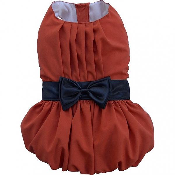 שמלה לכלבה קטנה  DOGGY DOLLY - 1