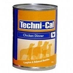 טכניקל שימורים לחתול בטעם עוף 374 גרם