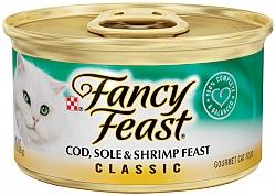 פנסי פיסט מעדן דג קוד, סול ושרימפס