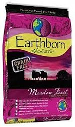 """ארתבון כבש EARTHBORN HOLISTIC MEADOW FEAST מדאו פירסט הוליסטי 6 ק""""ג"""