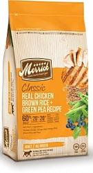 מריק  עוף ואורז חום קג Merrick Classic Real Chicken 11.3